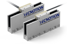 Linear motors ironless
