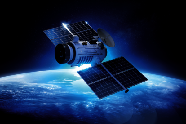 Space applications require specially hardened drive electronics and controls.