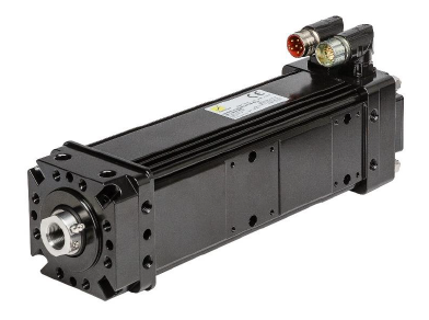 DA99: Linear actuator with inverted roller-screw and integrated motor/encoder. Peak forces up to 22kN.