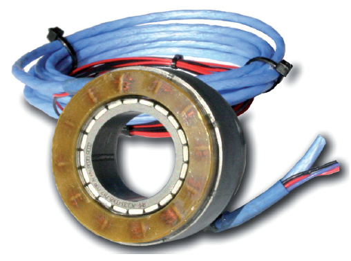 MACCON space-rated BLDC motor